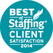 Best of Staffing 2014