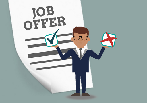 The Four P's of Passing up a Job Offer — Abacus Group Blog